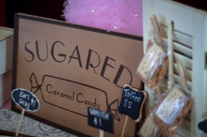 Sugared sign