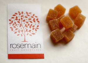 Rosemain Sweet Potato Pate de fruit
